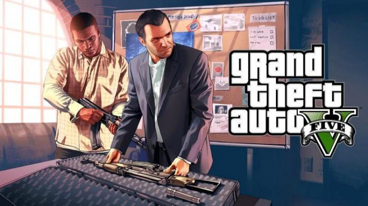 Zagrajmy w GTA V – czyli 5 sposobów na gameplay. ;)
